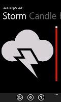 Jack of Light Screenshot: Storm